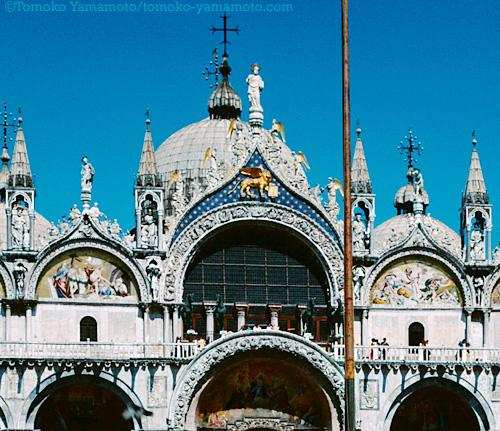 basilica san marco. of Basilica of San Marco,